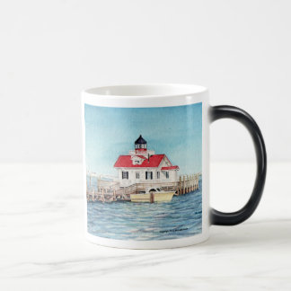 Roanoke Island Lighthouse Magic Mug