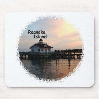 Roanoke Island Lighthouse Mouse Pad