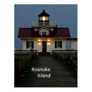 Roanoke Island Post Cards