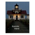Roanoke Island Postcard
