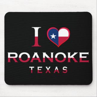 Roanoke, Tejas Tapete De Ratón