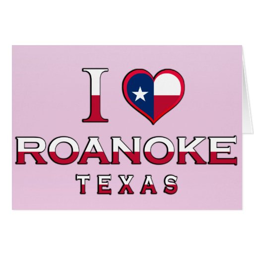 Roanoke, Texas Cards