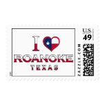 Roanoke, Texas Postage