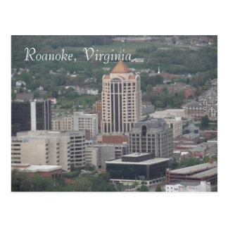Roanoke, Virginia Postcard