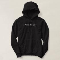 Roar; for love (Dark) Hoodie