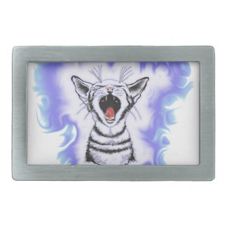 Roar Kitty Belt Buckle