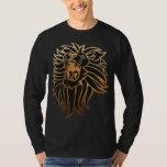 Roar Lion Graphic Apparel T Shirt