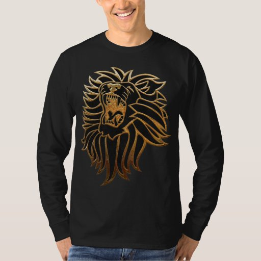 Roar Lion Graphic Apparel Tshirt