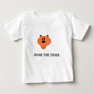 , ROAR THE TIGER BABY T-Shirt