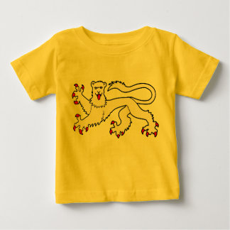 Roar with the England Lion British Lion crest Baby T-Shirt