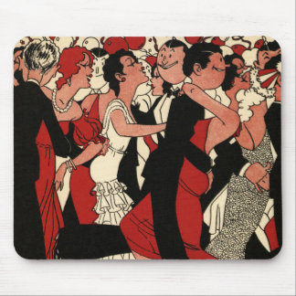 Roaring 20s mouse pad