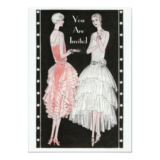Roaring 20s Party Invitation