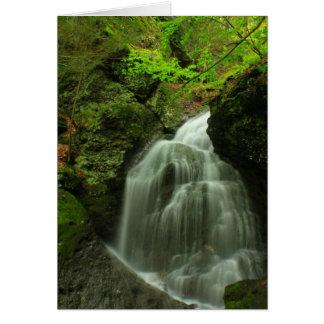 Roaring Brook Waterfall Mount Toby Card