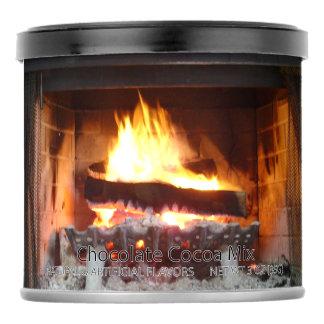 Roaring Fire Fireplace Hot Chocolate Mix