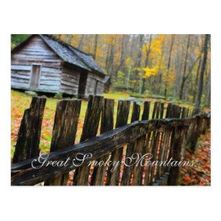 Roaring Fork Motor Trail Homestead Post Cards