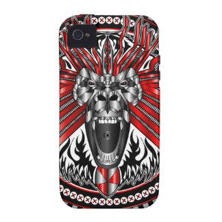 Roaring Gorilla MAD BASS Case-Mate iPhone 4 Case