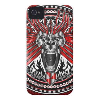 Roaring Gorilla MAD BASS iPhone 4 Case-Mate Cases