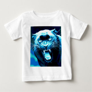 Roaring Jaguar Baby T-Shirt