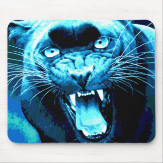 Roaring Jaguar Mouse Pad