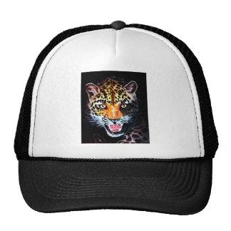 Roaring Leopard Trucker Hat