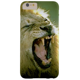 Roaring Lion Barely There iPhone 6 Plus Case