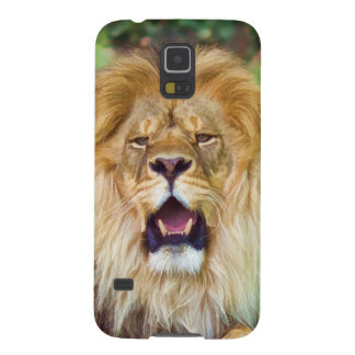Roaring Lion Galaxy S5 Cases