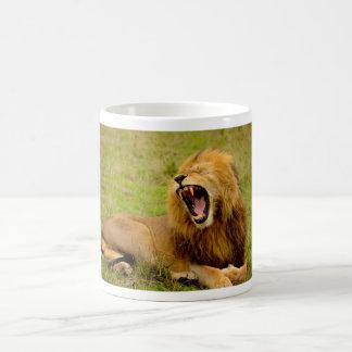 Roaring Lion Coffee Mug