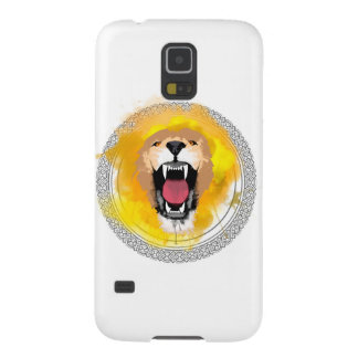 Roaring Lion Galaxy S5 Cover