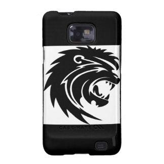 Roaring lion head galaxy SII case