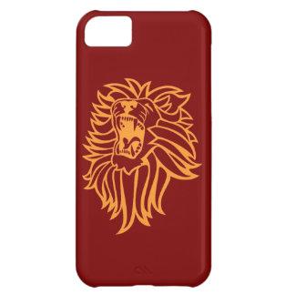 Roaring lion iPhone 5C cover