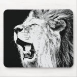 Roaring Lion Mouse Pad