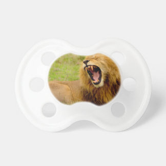 Roaring Lion Pacifier