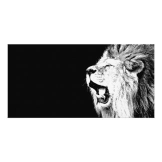 Roaring Lion Picture Card