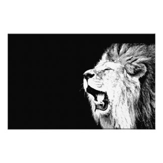 Roaring Lion Stationery