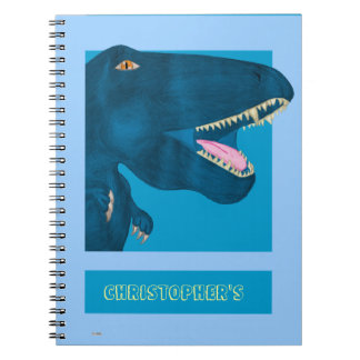 Roaring Rex Notebook