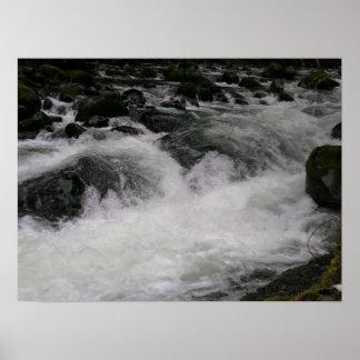 Roaring River Poster