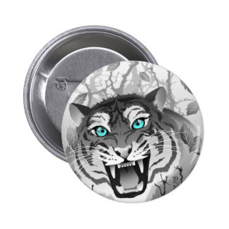 Roaring Tiger Pins