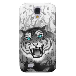 Roaring Tiger Galaxy S4 Cover