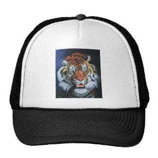 Roaring Tiger Mesh Hats
