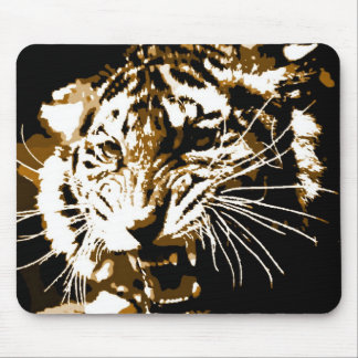 Roaring Tiger Mouse Pad