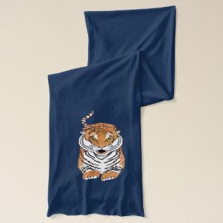 Roaring Tiger  Scarves