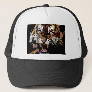 Roaring Tiger Trucker Hat