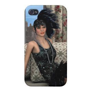 Roaring Twenties Cover For iPhone 4