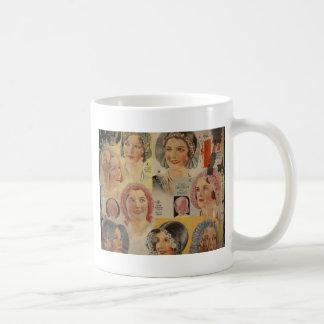 Roaring Twenties Hat Advertisement Coffee Mug