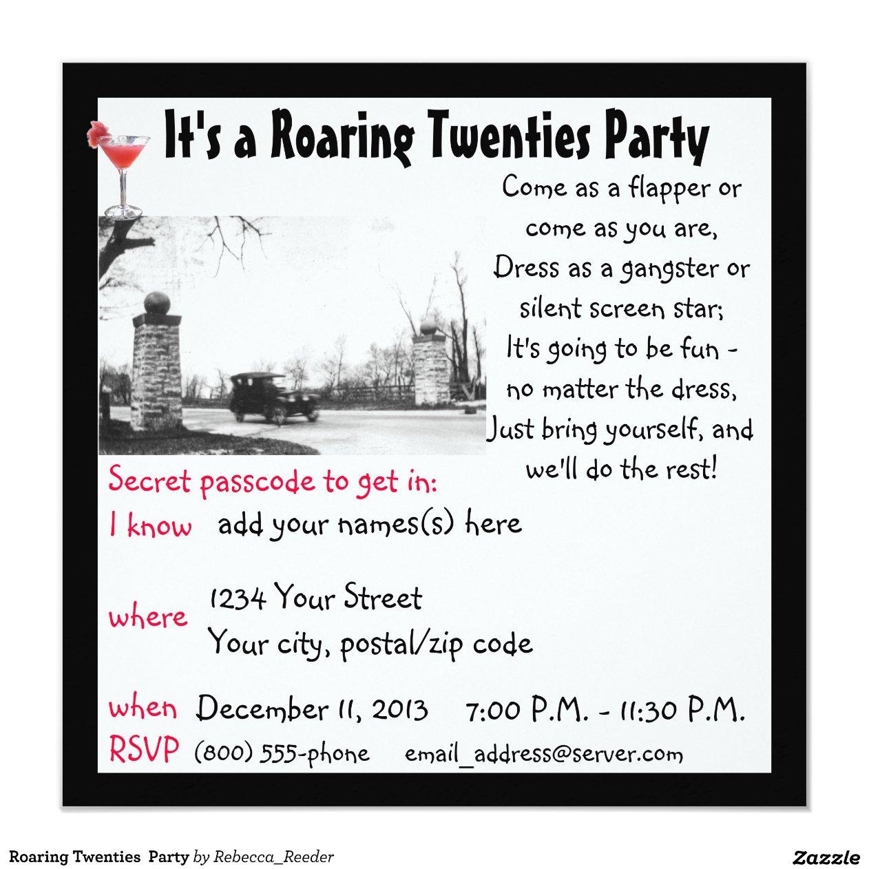 roaring twenties prohibition essay