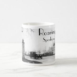 Roaring Twenties Speakeasy Theme Coffee Mugs