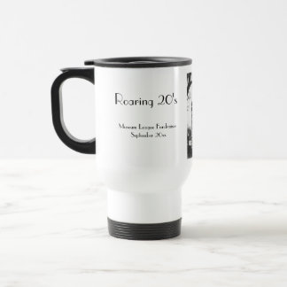 Roaring Twenties Theme8 Party Favors 15 Oz Stainless Steel Travel Mug