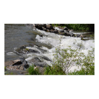 Roaring Waters Business Cards