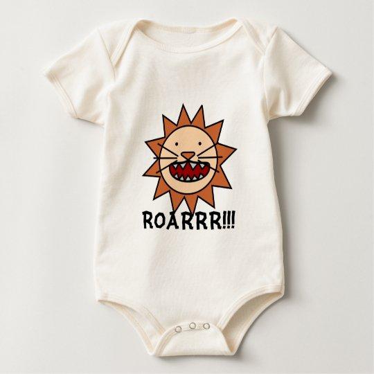 ROARRR!!! BABY BODYSUIT
