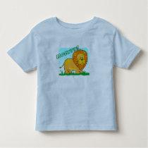 Roarrr! Lion Toddlers T-Shirt